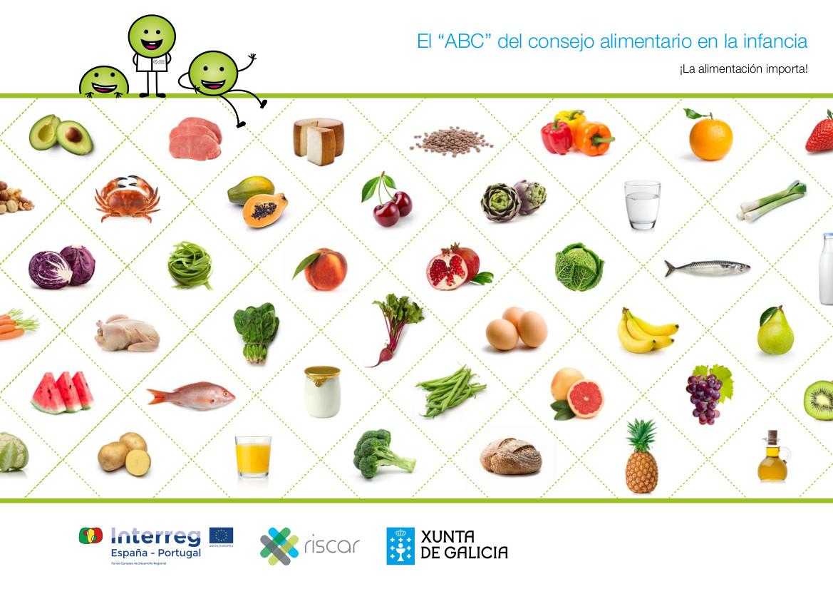 """El """"ABC"""" del consejo alimentario en la infancia"""